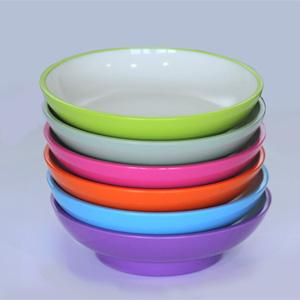 Plates for kaiten sushi conveyor