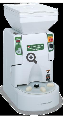 ASM600 – industrial nigiri sushi robot for making rice balls