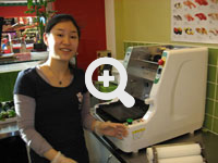 Sushi shop - who uses sushi robots, sushi machines, and sushi equipment