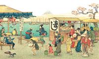 History of Japanese sushi