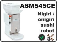 ASM545 onigiri/nigiri sushi robot for forming onigiri