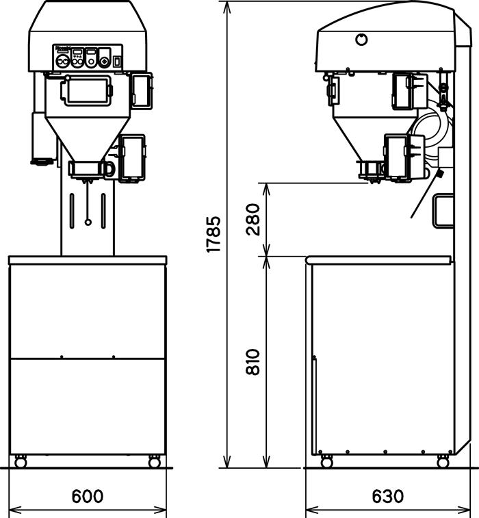 RM-401AG-CE scheme