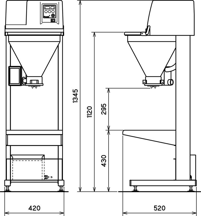 RM-401D-CE scheme