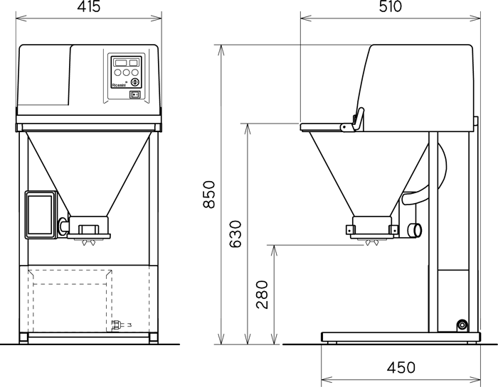 RM-401HT-CE scheme